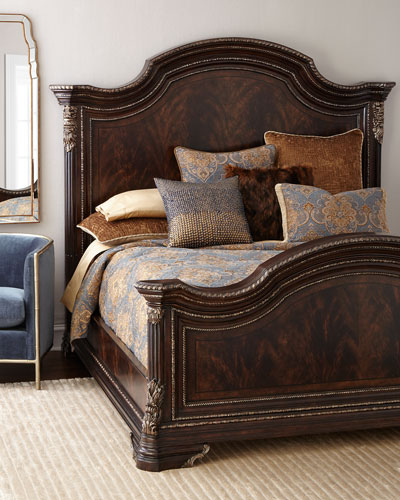 Montgomery Queen Panel Bed