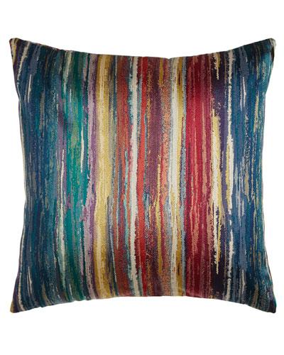 Striped Carnival Pillow