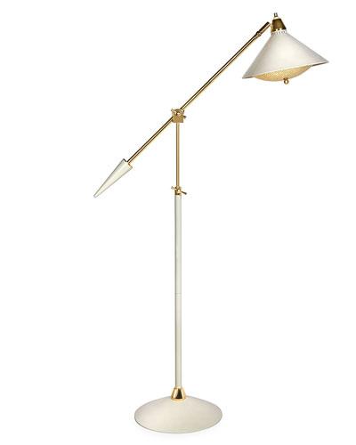 Maxime Task Floor Lamp