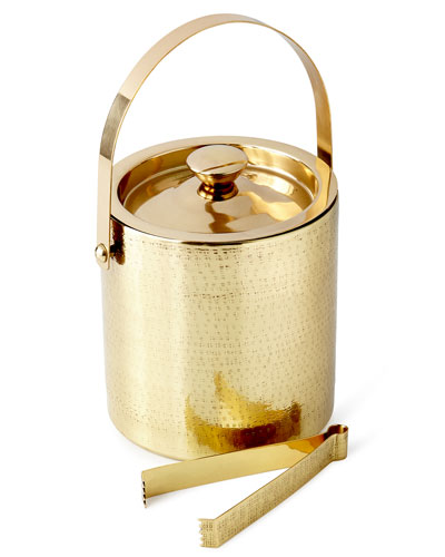 Winsford Ice Bucket with Tongs