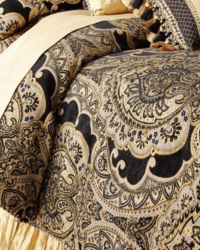 Queen Valour 3-Piece Comforter Set