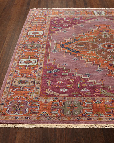 Point Noble Rug, 3'9