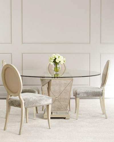 Quick Look Prodselect Checkbox Milo Mirrored Dining Table
