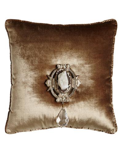 Chani Lei Joule Medallion Pillow, 20