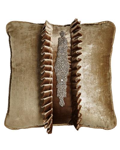 Chani Lei Tuxedo Pillow, 20