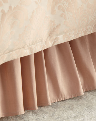 Queen/King Adagio Silk Dust Skirt