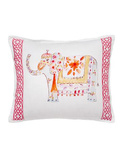 Amara Elephant Pillow, 15