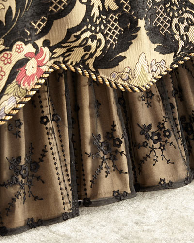 Queen/King Monte Carlo Dust Skirt