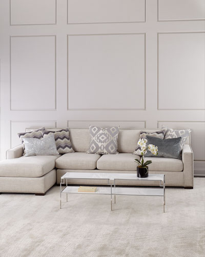 Quick Look. ProdSelect Checkbox. Demeter Left Chaise Sectional Sofa
