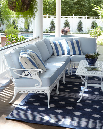 Quick Look - Handcrafted Outdoor Furniture Horchow.com