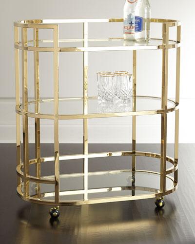 Bryne Bar Cart