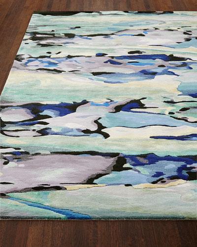 Prism Ocean Rug, 7'9