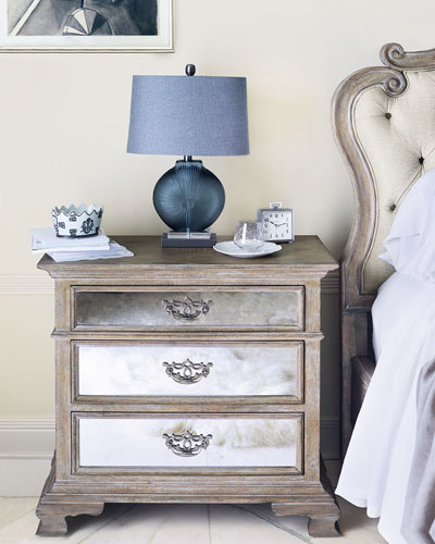 White Antique Bedroom Furniture | horchow.com