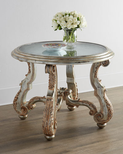 Horchow Furniture linen mirror furniture | horchow