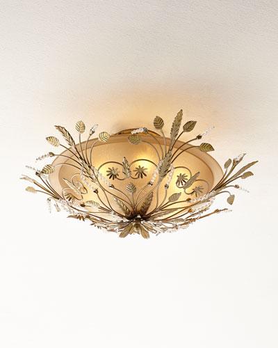 Gold Ceiling Lighting Horchow Com