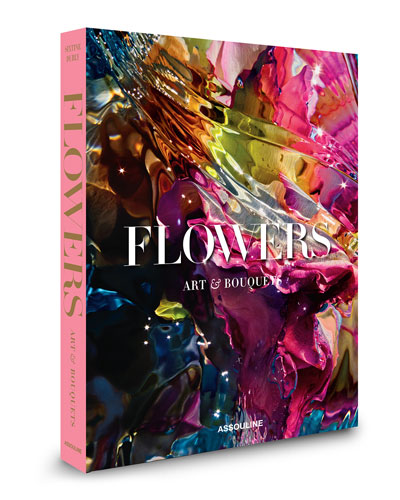 Flowers Hardcover Book