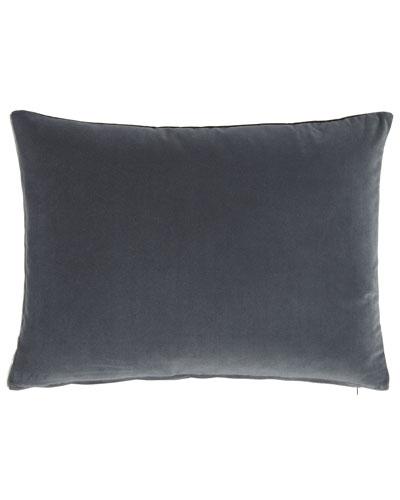 Cassia Granite Velvet Pillow