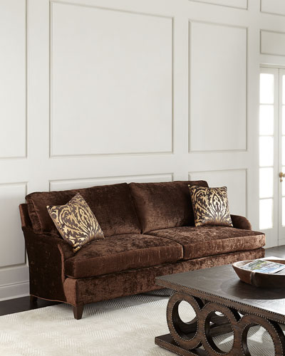 velvet living room furniture horchow com rh horchow com