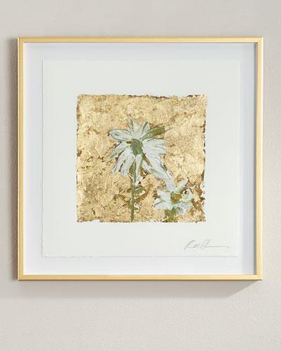 Framed Glass Wall Art | horchow.com