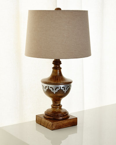 Quick Look. ProdSelect Checkbox. Wood Table Lamp