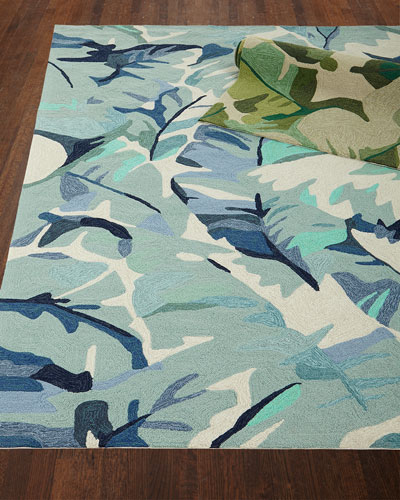 Palm Beach Indoor/Outdoor Rug, 5' x 7'6