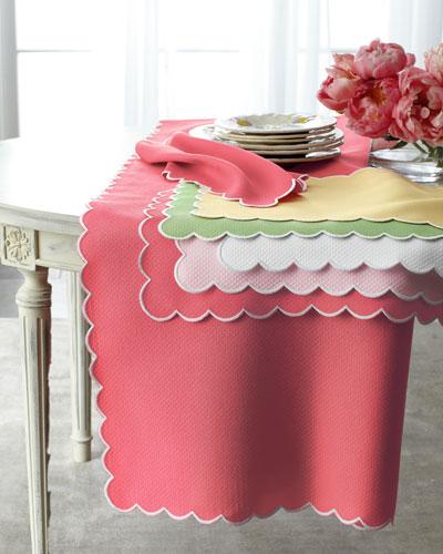 Savannah Gardens Tablecloth, 68