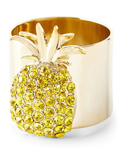 Pineapple Napkin Ring