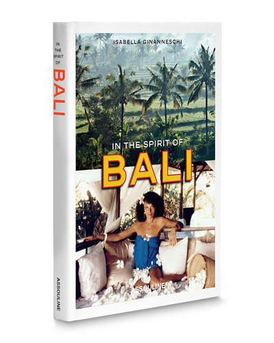 In the Spirit of Bali Hardcover Book