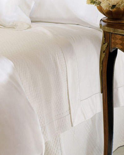 King Giza 45 Sateen Fitted Sheet