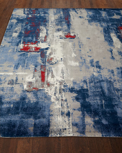 Twilight Abeer Dapple Rug, 7'9
