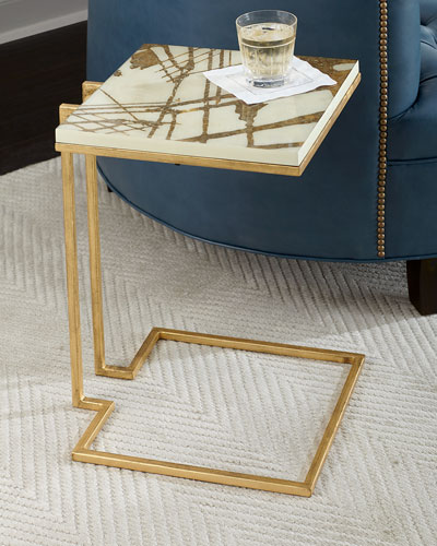 Tanaquil Spider Web Side Table