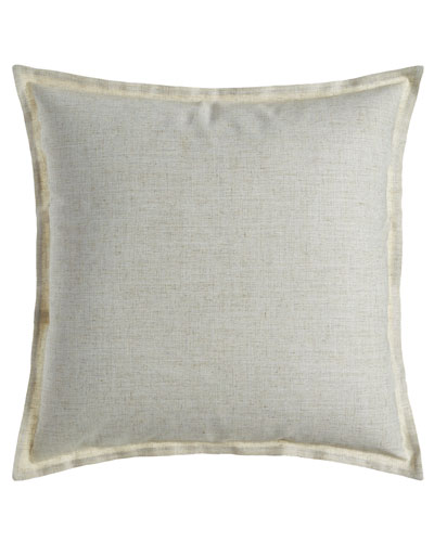 European Sundance Solid-Color Sham