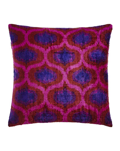 Silk Decorative Pillow horchowcom
