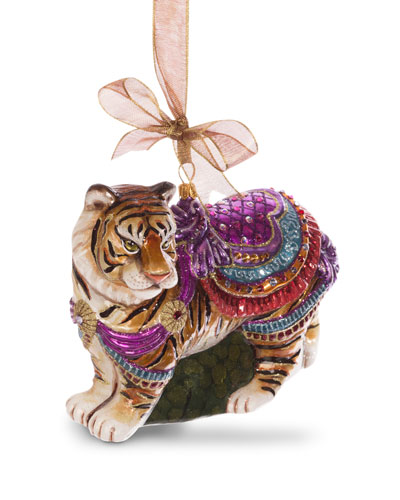 Carousel Tiger Ornament