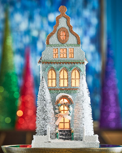 Mint House Christmas Decoration