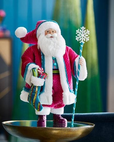 Playful Brights Collection Santa, 18