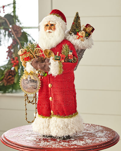 Christmas Greetings Santa