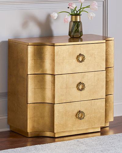 Gold Bedroom Furniture | horchow.com