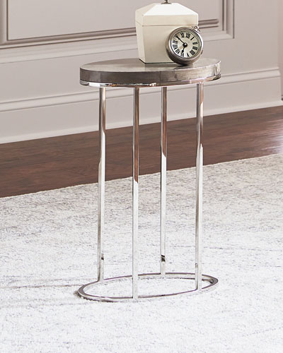 Quick Look. ProdSelect Checkbox. Letitia Oval Side Table