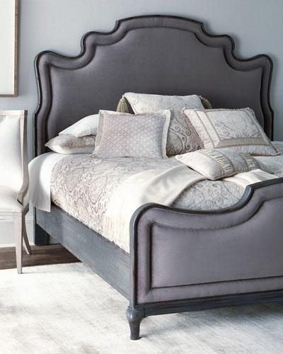 Hooker Furniture Upholstered Bed