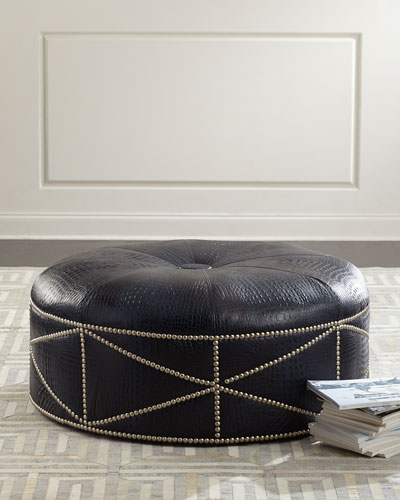 Embossed Leather Furniture Horchow Com