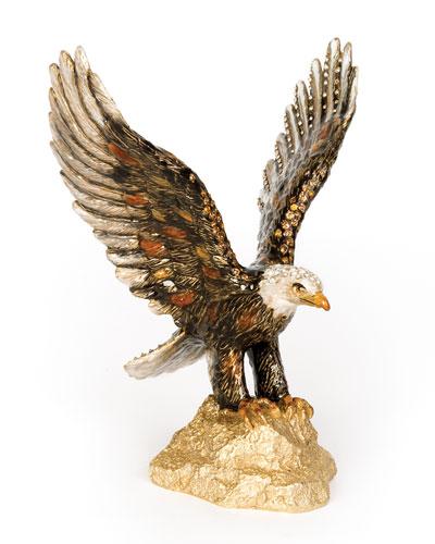 Lincoln Eagle Figurine