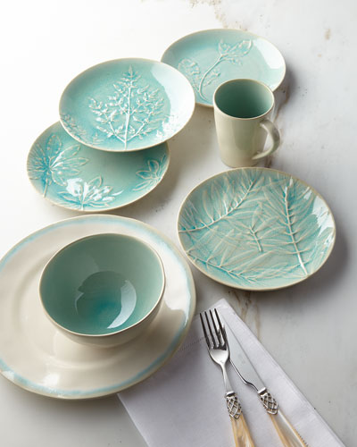 Quick Look : green stoneware dinnerware sets - pezcame.com