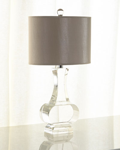 Quick look prodselect checkbox chalette crystal table lamp