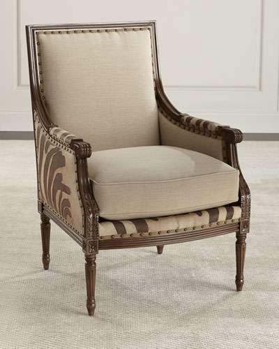 Horchow Furniture linen living room furniture | horchow