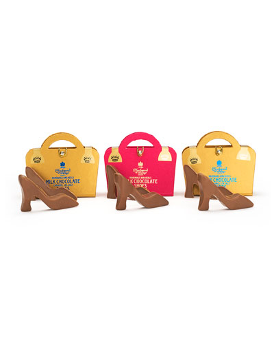 Holiday Handbag Heels Chocolates