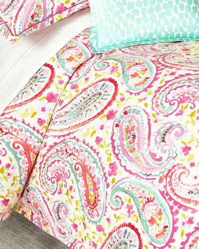 Belle Twin Duvet Cover