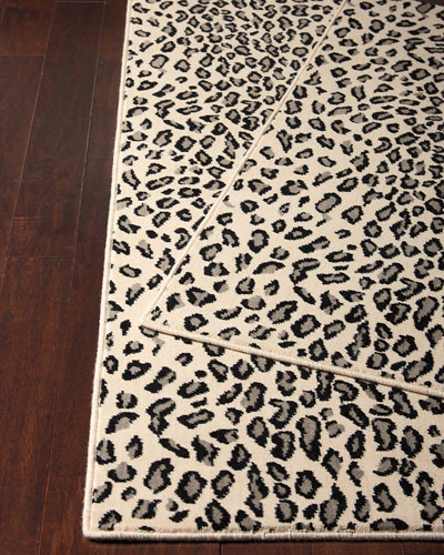 Animal Print Rugs Nz: Hand Tufted Leopard Rug