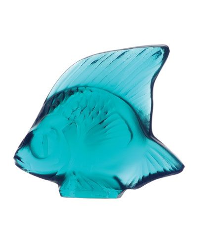 Fish, Turquoise