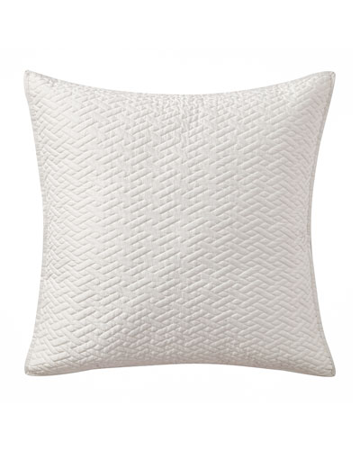 Quilted Decorative Pillow Horchow Impressive Decorative Quilted Pillows